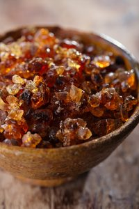 Gum Arabic, Gums and Resins